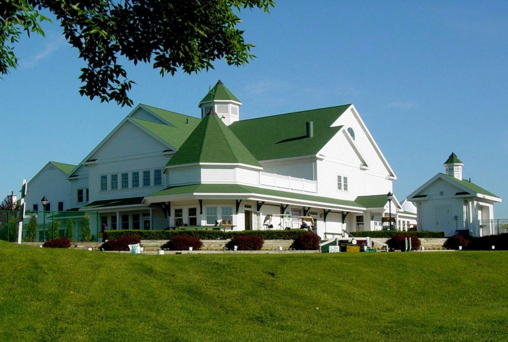 Country Club Of Lansing Clark Construction Company