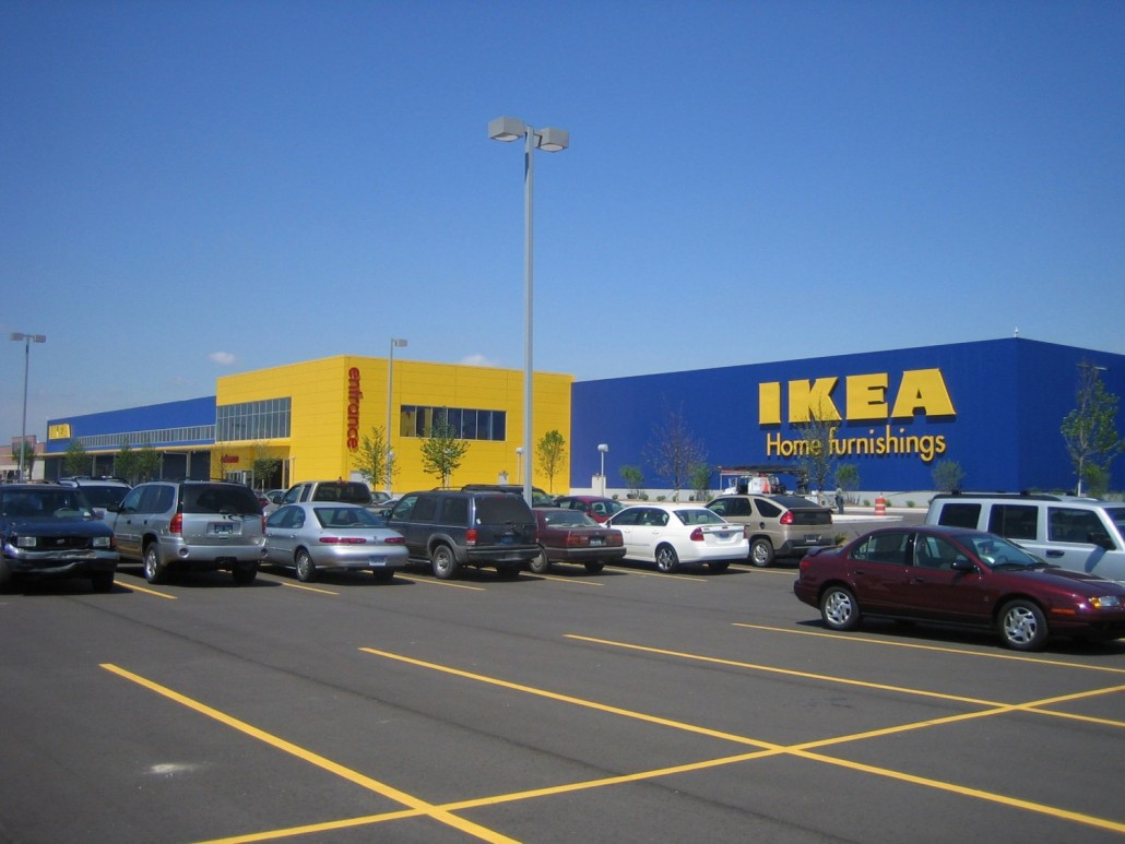 ikea home furnishings canton clark construction company