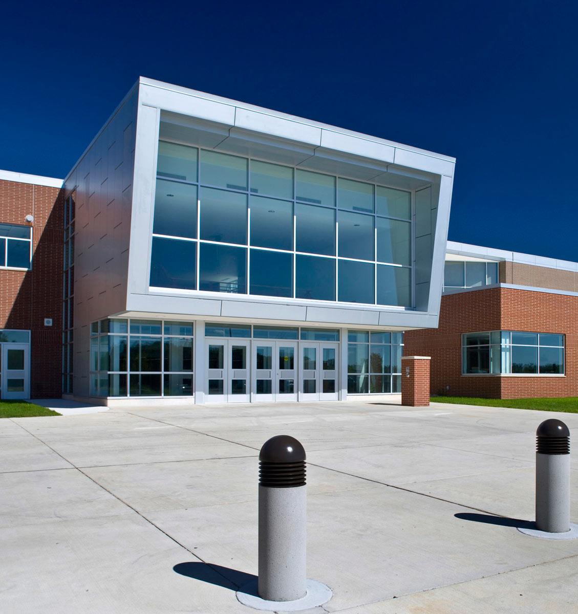 Howell Public Schools - Howell High School Renovation