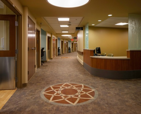 Beaumont Health System In Patient Care 7th Floor West Bed