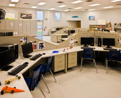 Lincoln HS Computer Lab