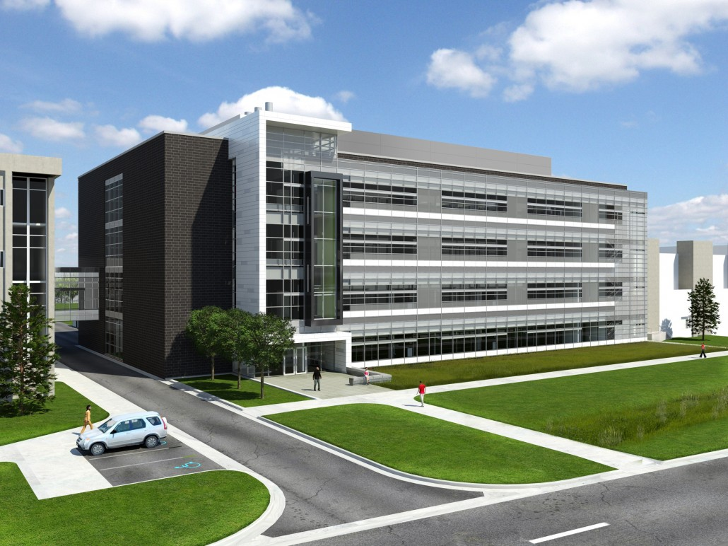 Clark construction selected as construction manager for for Construction bio