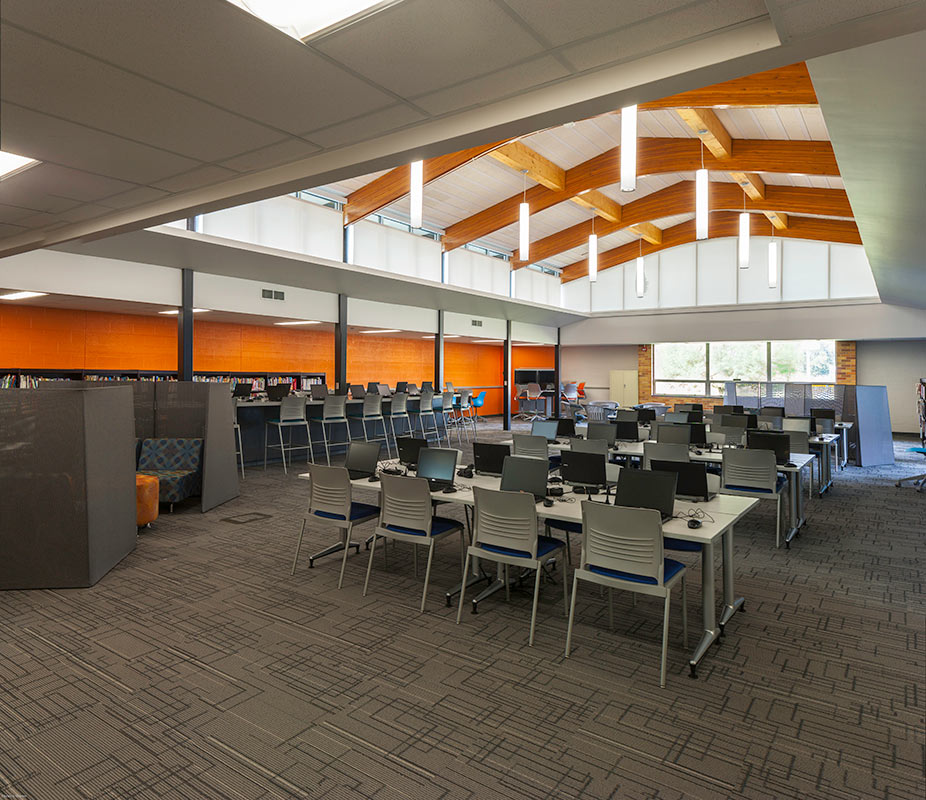 Classroom Design And Delivery ~ Airport community schools bond program clark