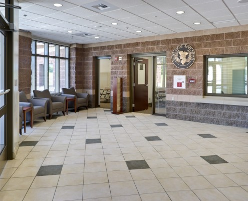 Fort Custer Army Reserve Center Clark Construction Company