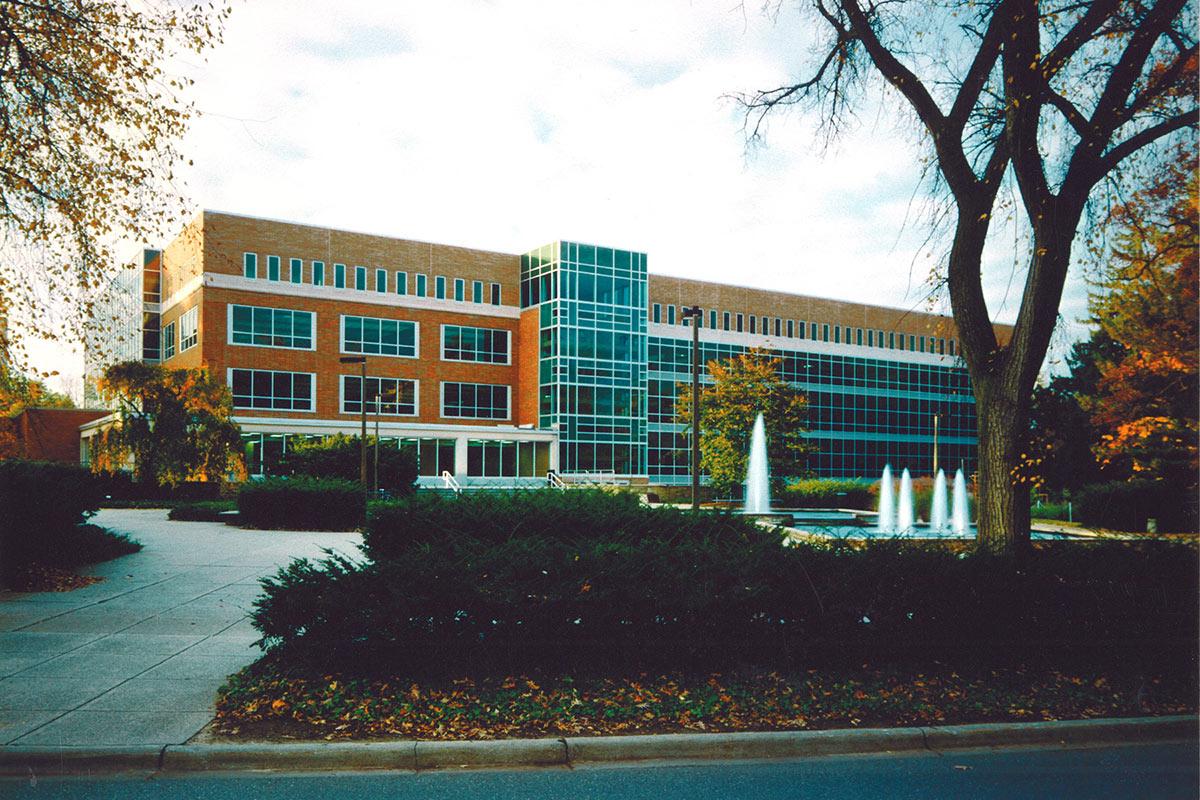 Michigan State University Library Expansion Renovation