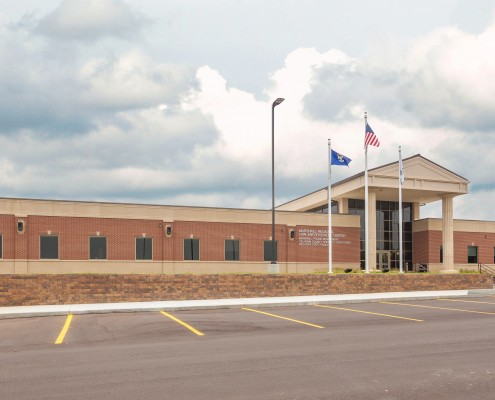 20150925 Marshall Regional Law Enforcement Center and Fire Station 0177 HDR Edit