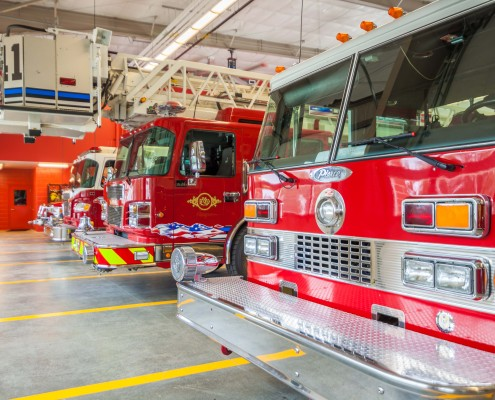 20150925 Marshall Regional Law Enforcement Center and Fire Station 0205 HDR