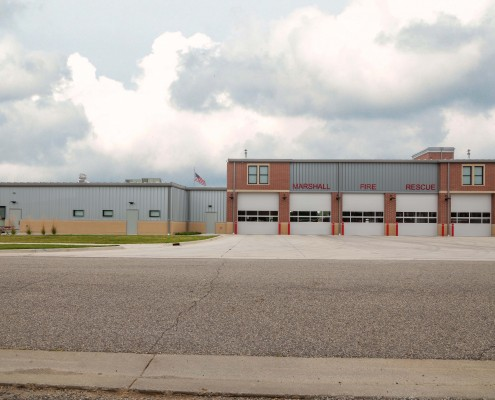 20150925 Marshall Regional Law Enforcement Center and Fire Station 0237 HDR Edit
