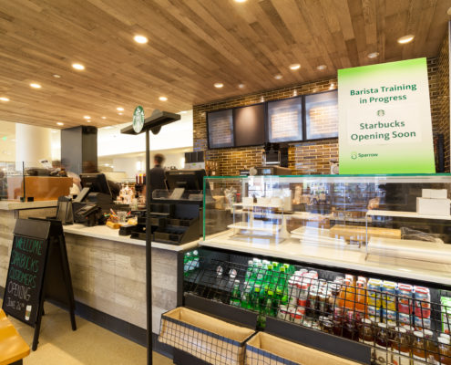 starbucks control system Exceptional coffee can only come from exceptional beans starbucks arabica beans are different from regular arabica beans at every step, we go to great lengths to.